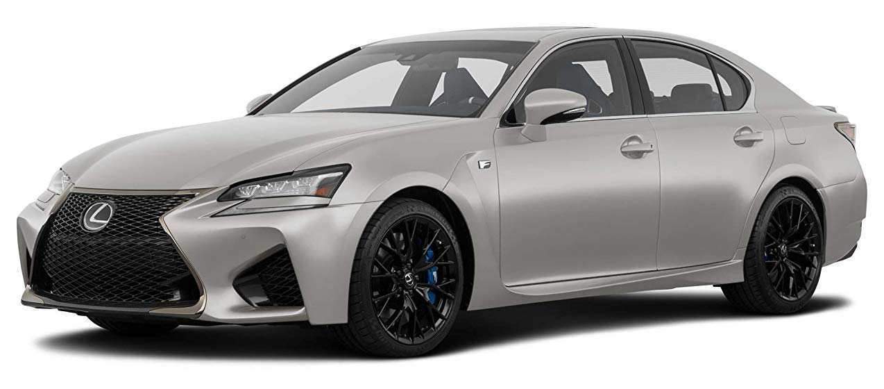27 The 2019 Lexus GS F Picture