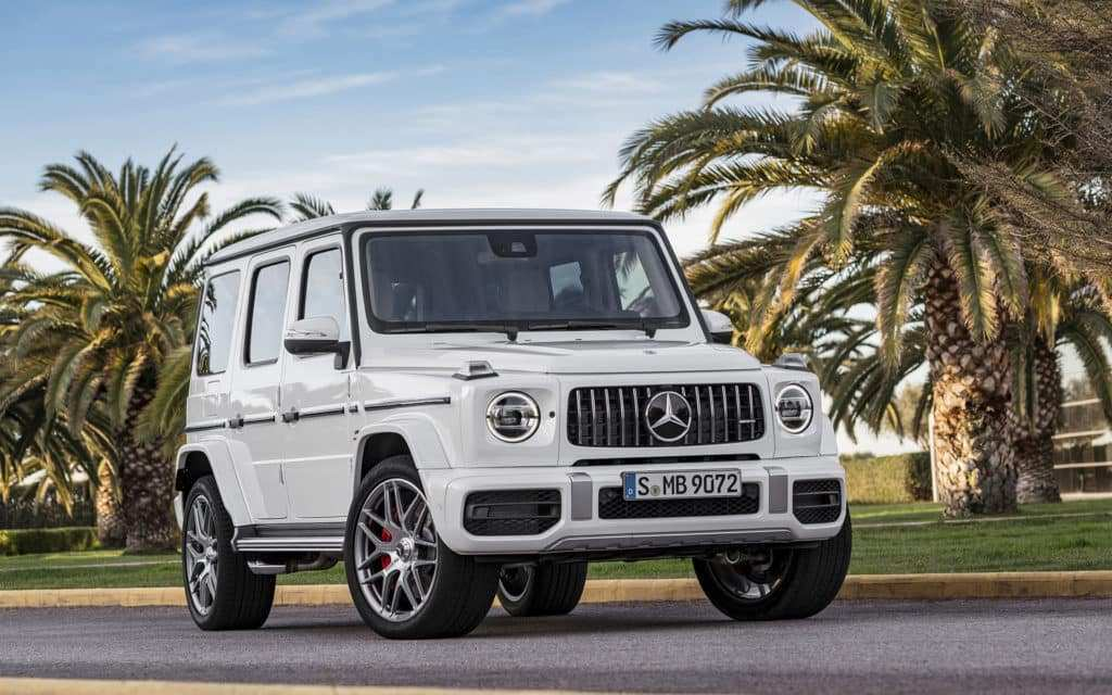 27 The 2019 Mercedes G Class Redesign And Concept