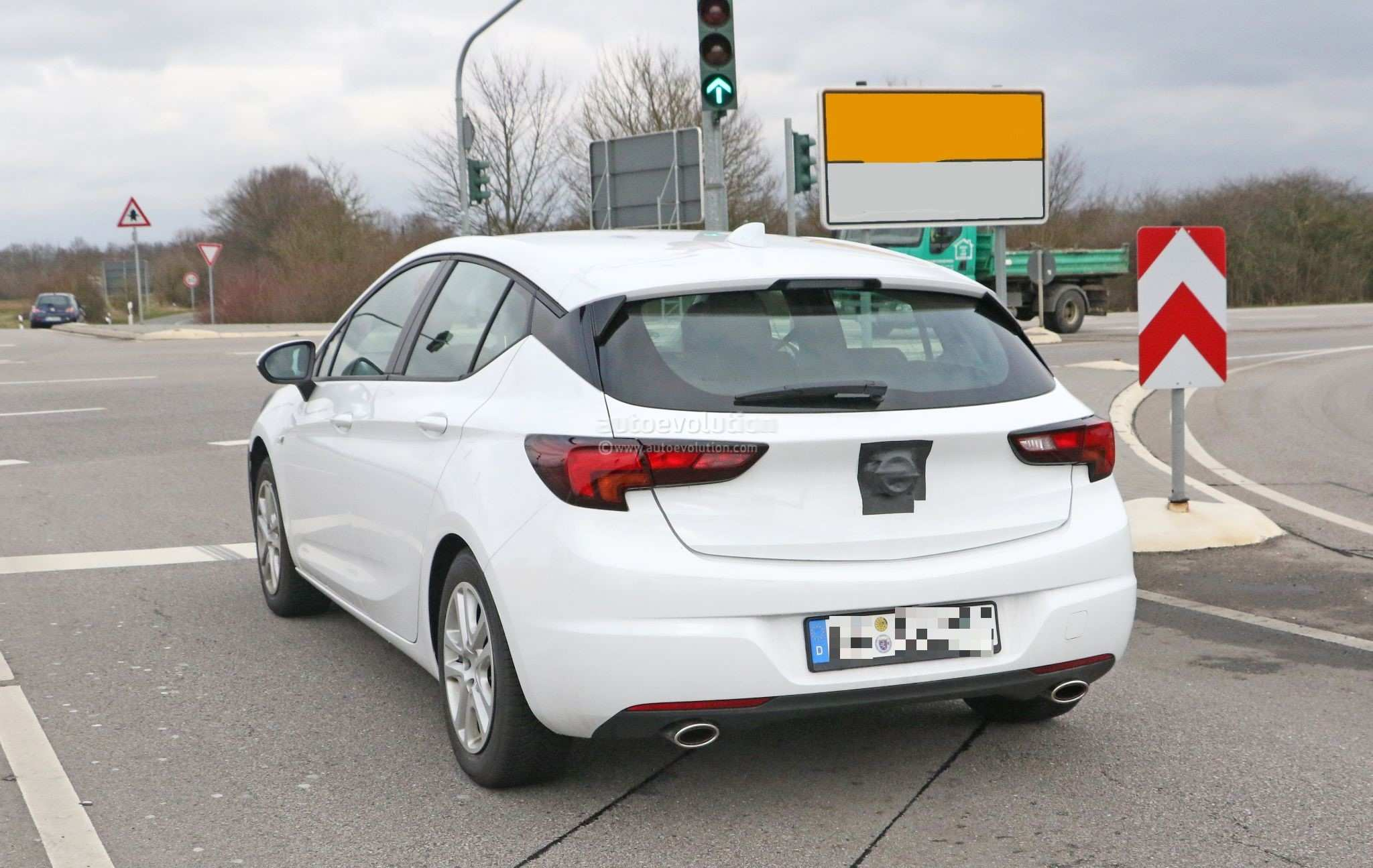 27 The 2019 Opel Astra First Drive