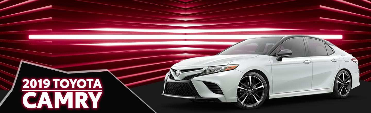 27 The 2019 Toyota Camry Redesign And Concept