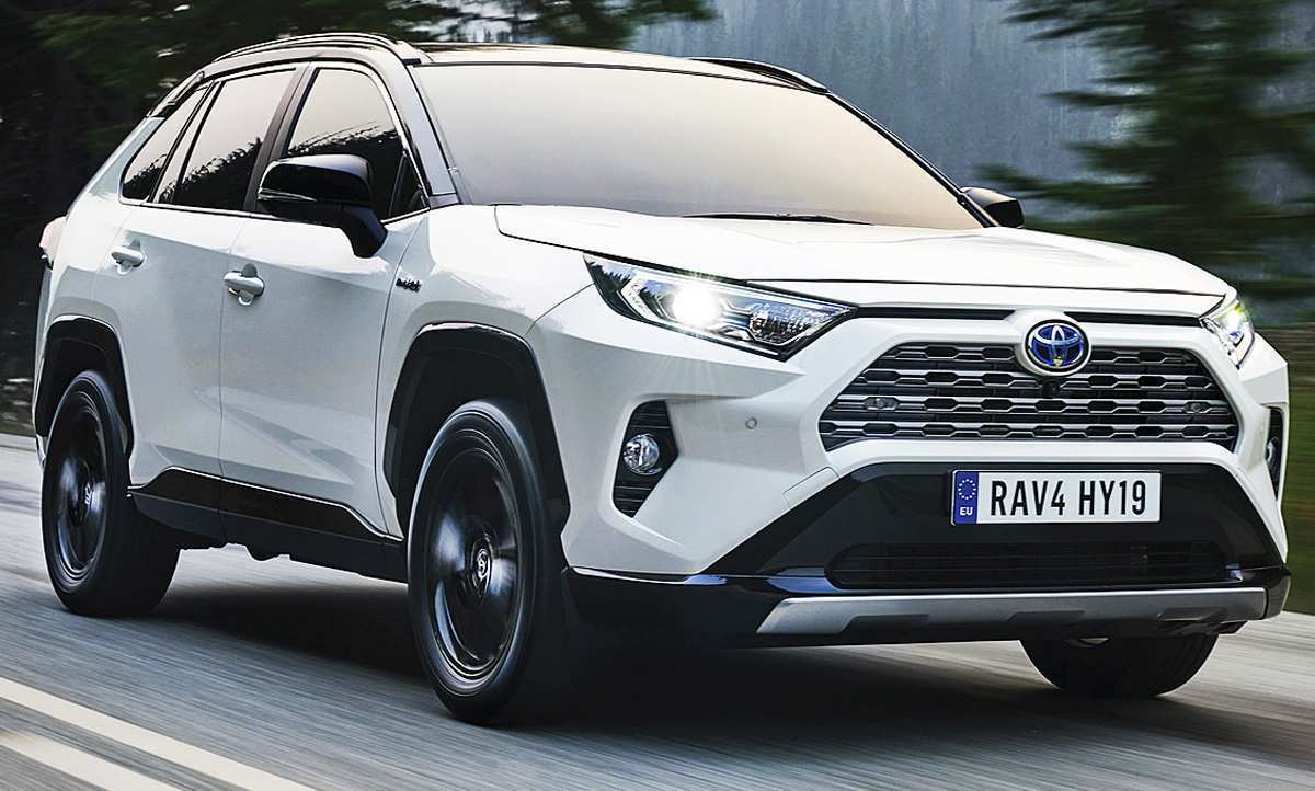 27 The 2019 Toyota RAV4 Research New