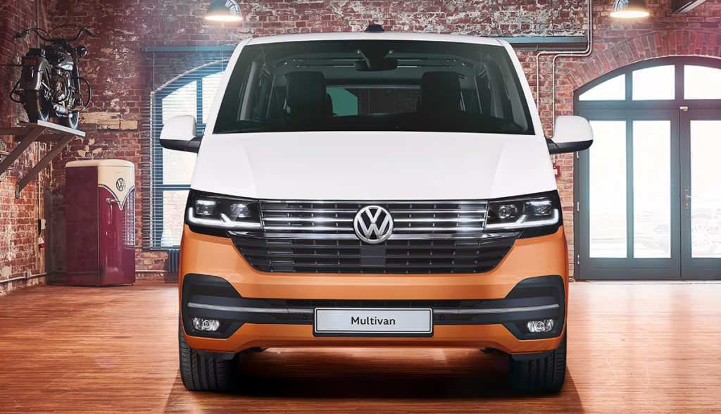 27 The 2019 Volkswagen Transporter Redesign