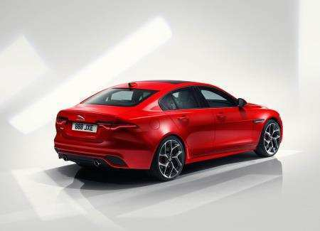 27 The 2020 All Jaguar Xe Sedan Performance And New Engine