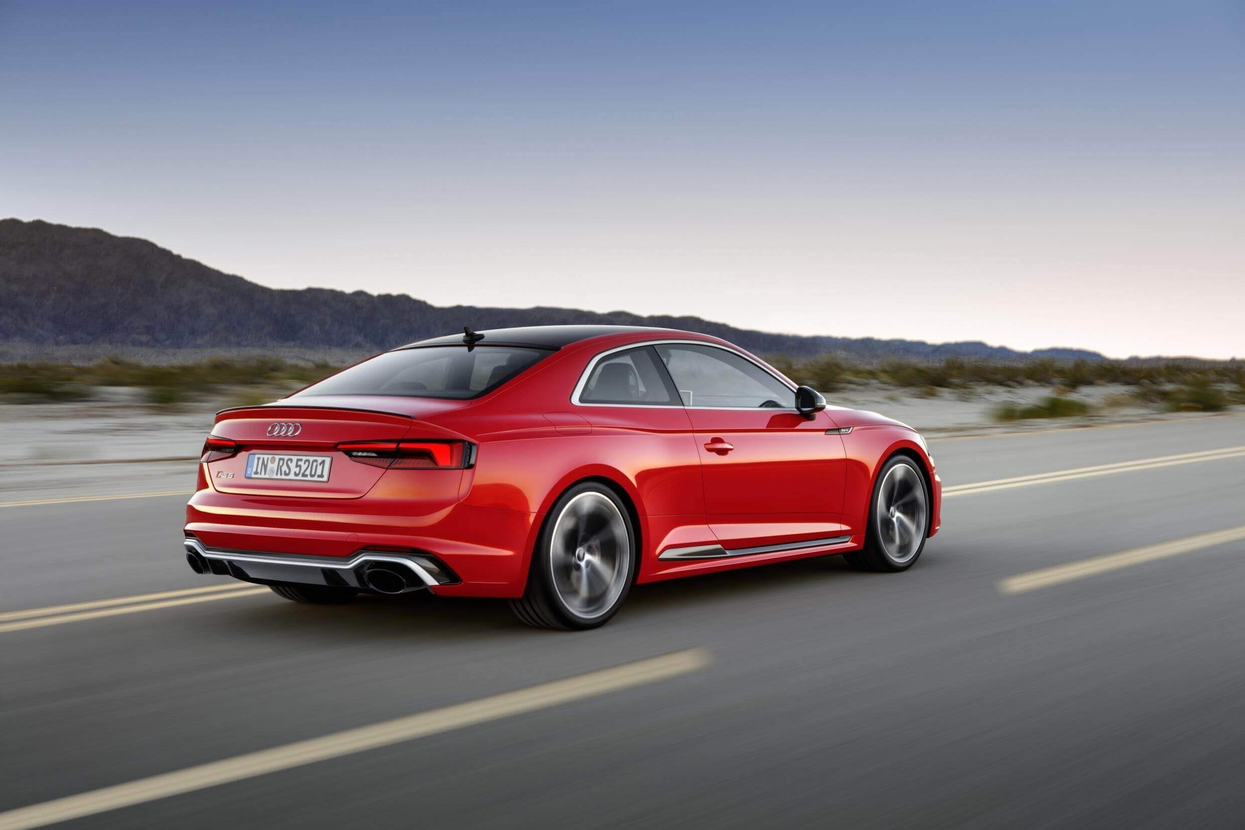 27 The 2020 Audi Rs5 Photos