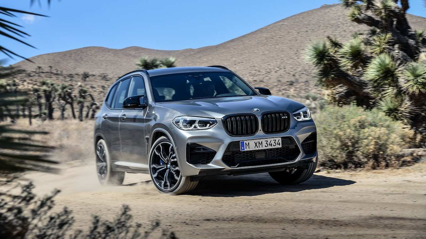 27 The 2020 BMW X3 New Model And Performance