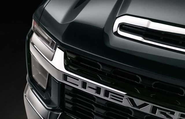 27 The 2020 Chevrolet Grill Style