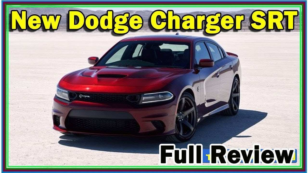 27 The 2020 Dodge Lineup Speed Test