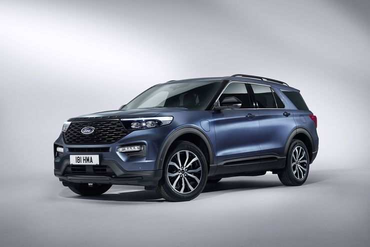 27 The 2020 Ford Explorer Sports Photos