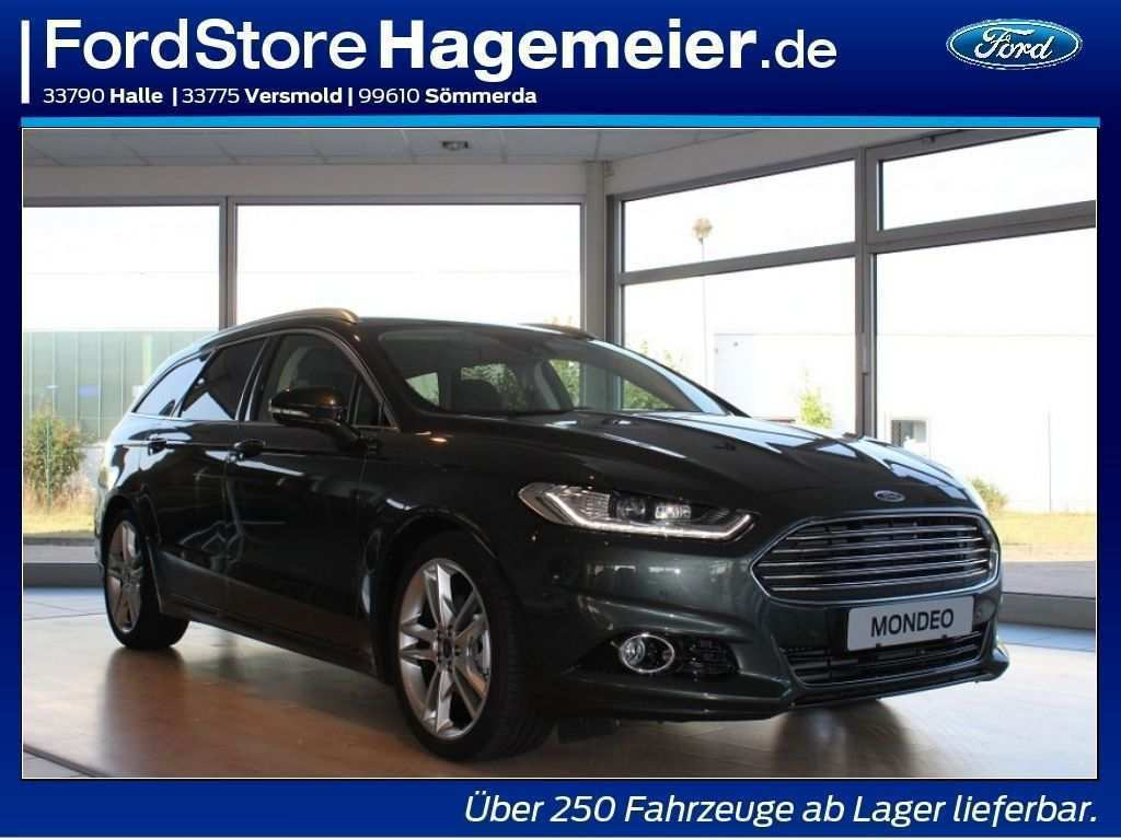 27 The 2020 Ford Mondeo Vignale Price And Review