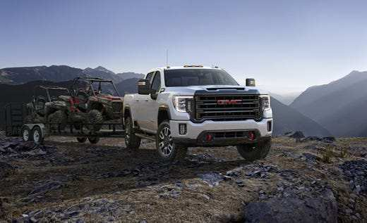 27 The 2020 GMC 2500 New Body Style Redesign And Review