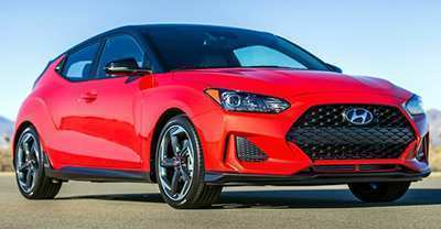 27 The 2020 Hyundai Veloster Turbo Overview