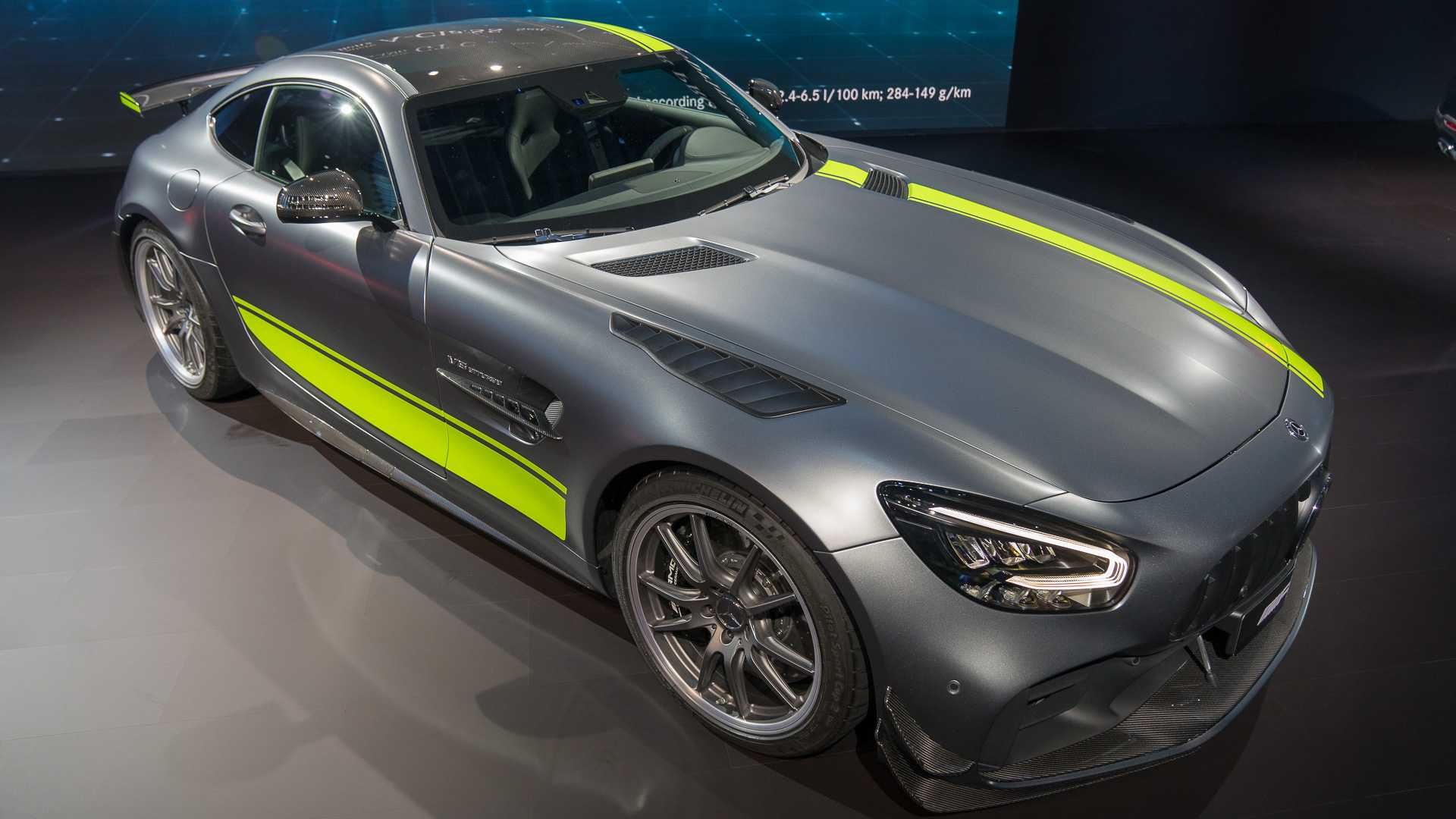 27 The 2020 Mercedes AMG GT Release Date And Concept