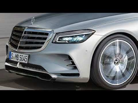 27 The 2020 Mercedes Benz S Class Speed Test