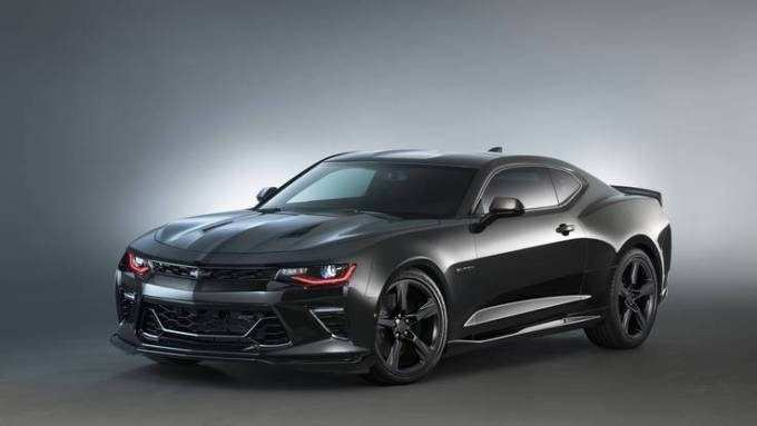 27 The 2020 The All Chevy Camaro Pictures