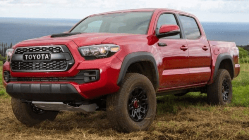 27 The 2020 Toyota Tacoma Diesel Redesign