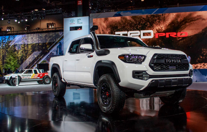 27 The 2020 Toyota Tacoma Diesel Trd Pro Exterior And Interior