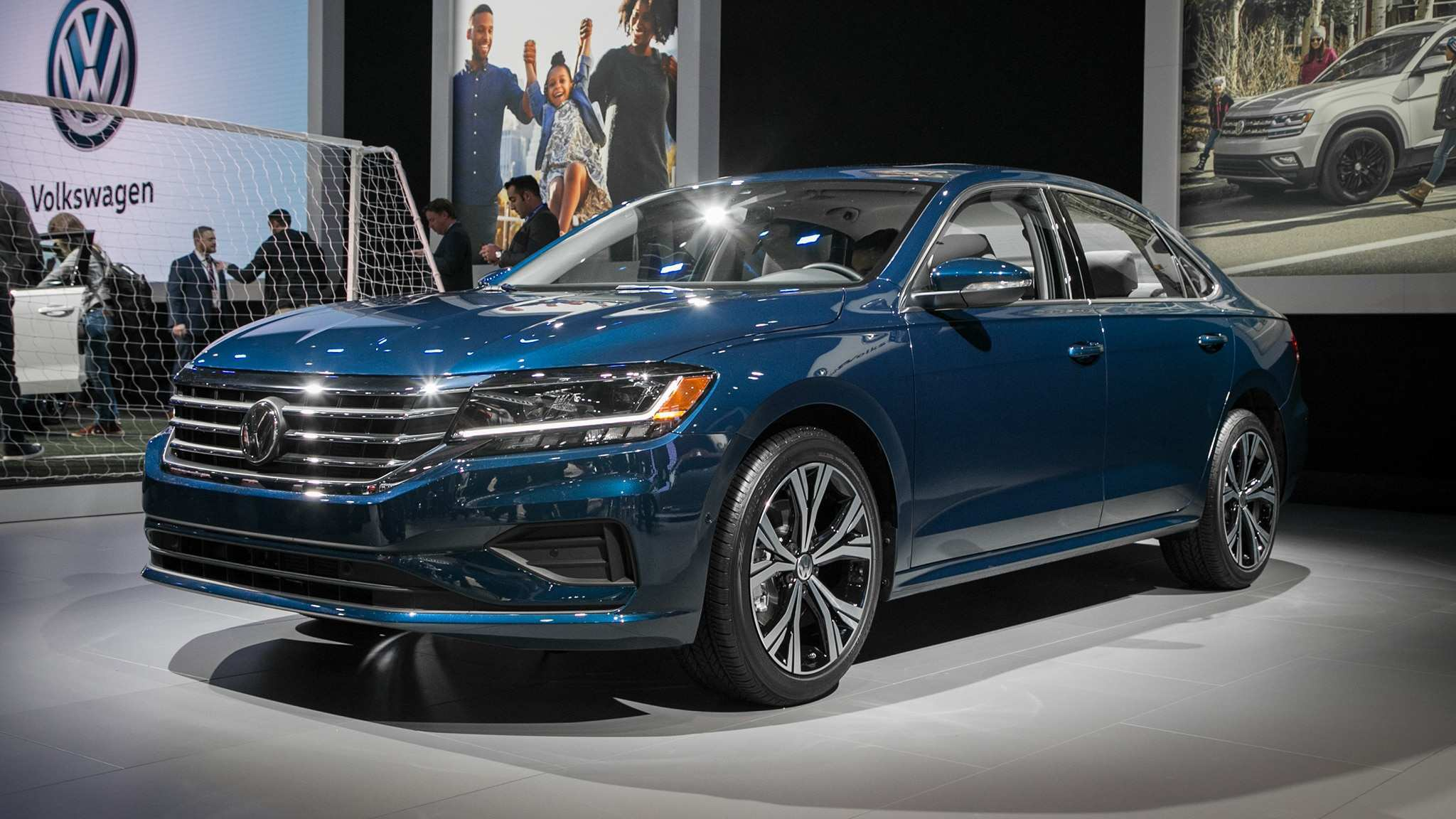 27 The 2020 Volkswagen Passat New Concept