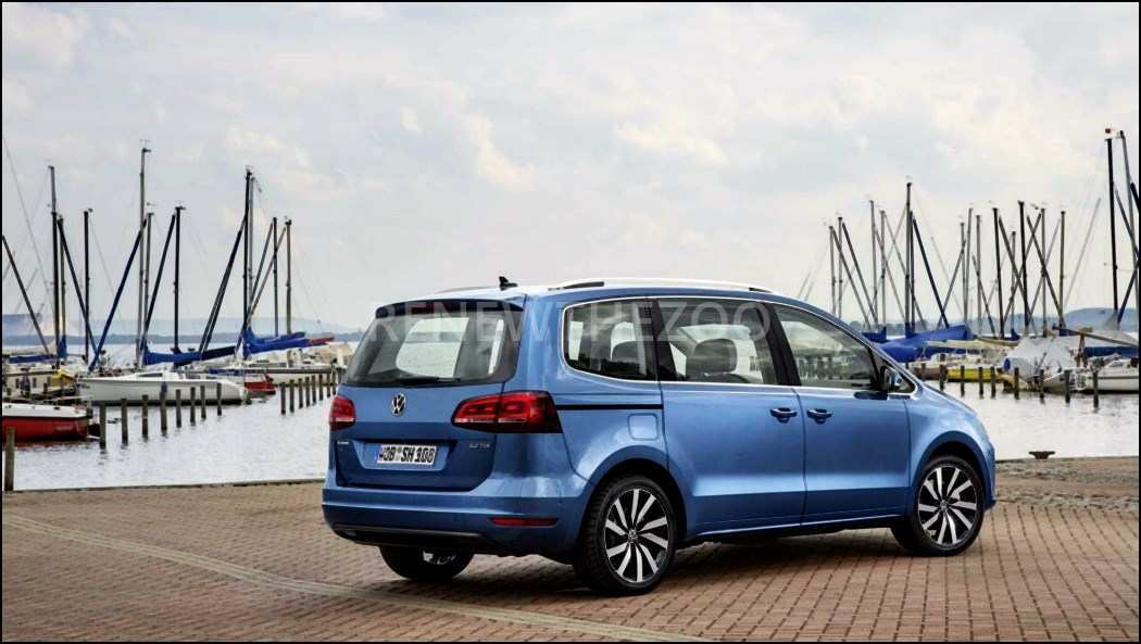 27 The 2020 Volkswagen Sharan Performance And New Engine