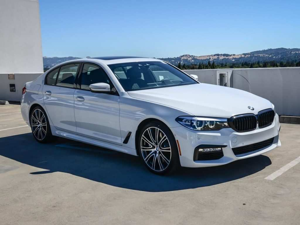 27 The BMW 5 Series Lci 2020 Price And Review