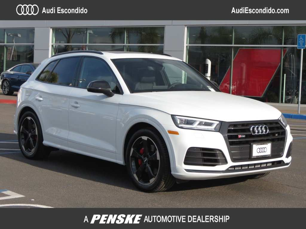 27 The Best 2019 Audi Sq5 First Drive