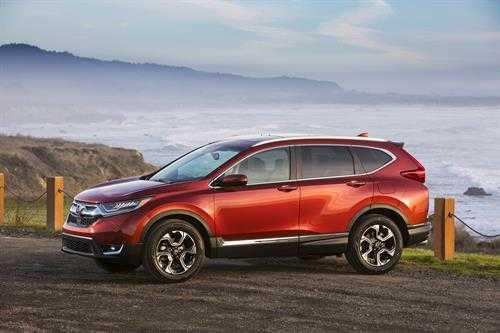 27 The Best 2019 Honda CRV Redesign And Concept