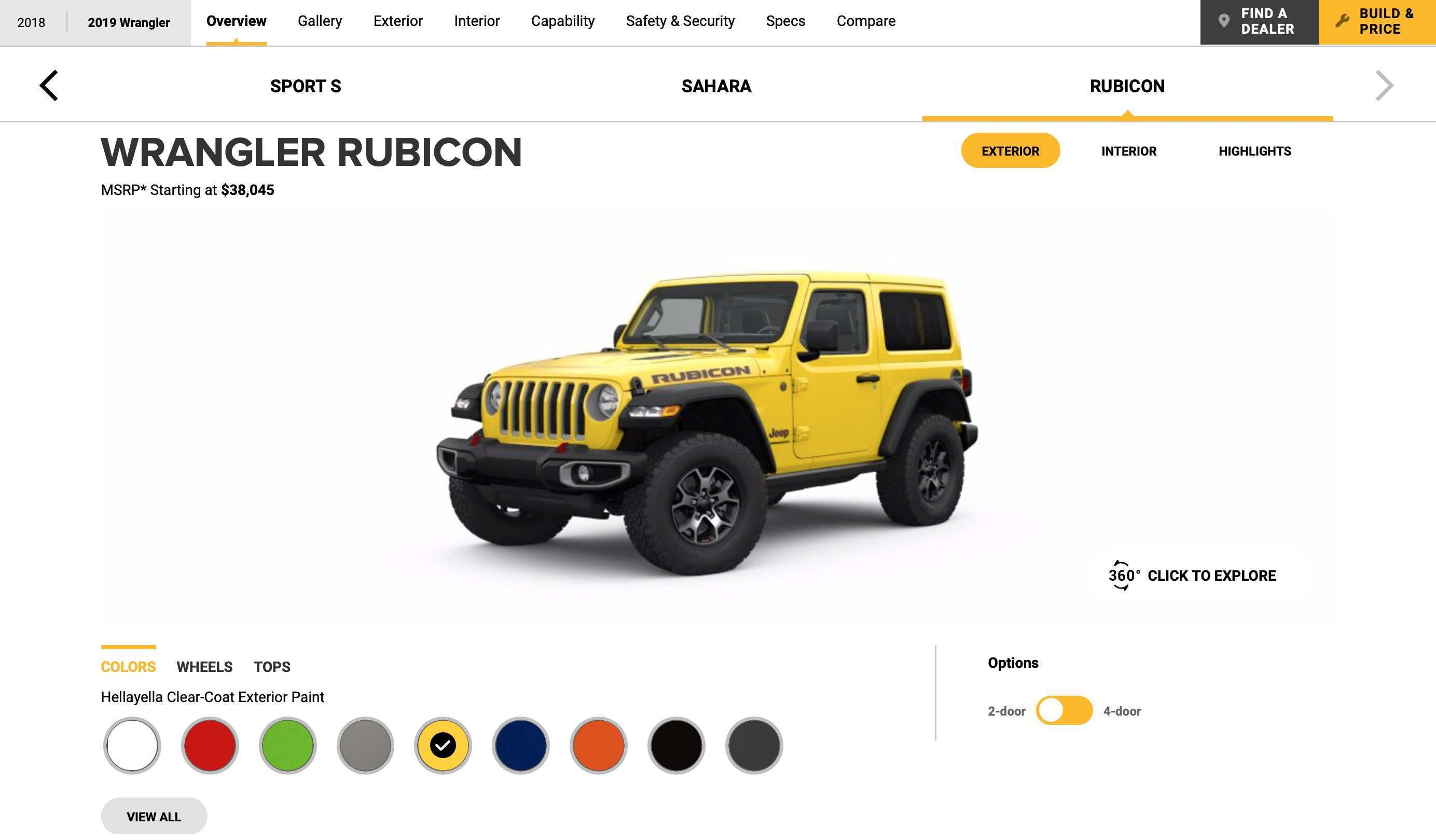 27 The Best 2019 Jeep Build And Price New Concept