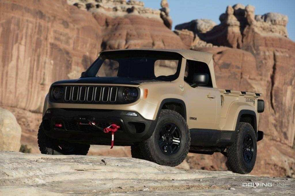 27 The Best 2019 Jeep Comanche Redesign And Review