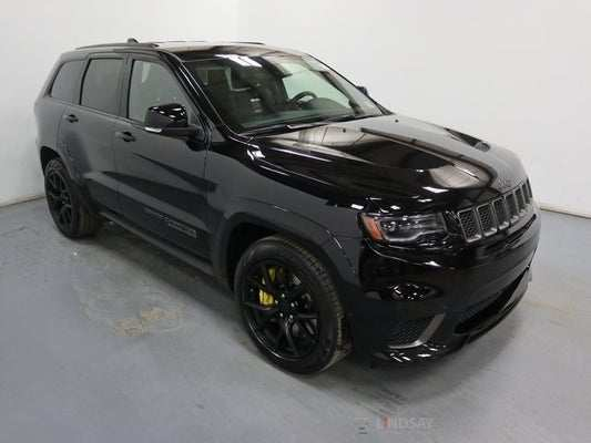 27 The Best 2019 Jeep Grand Cherokee Trackhawk New Concept