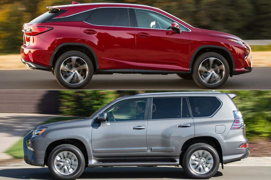 27 The Best 2019 Lexus Gx Performance And New Engine