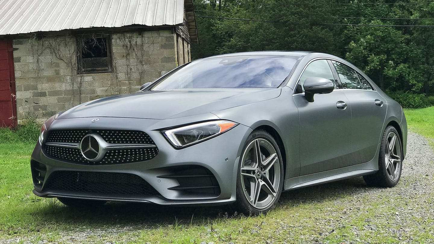 27 The Best 2019 Mercedes Cls Class Images
