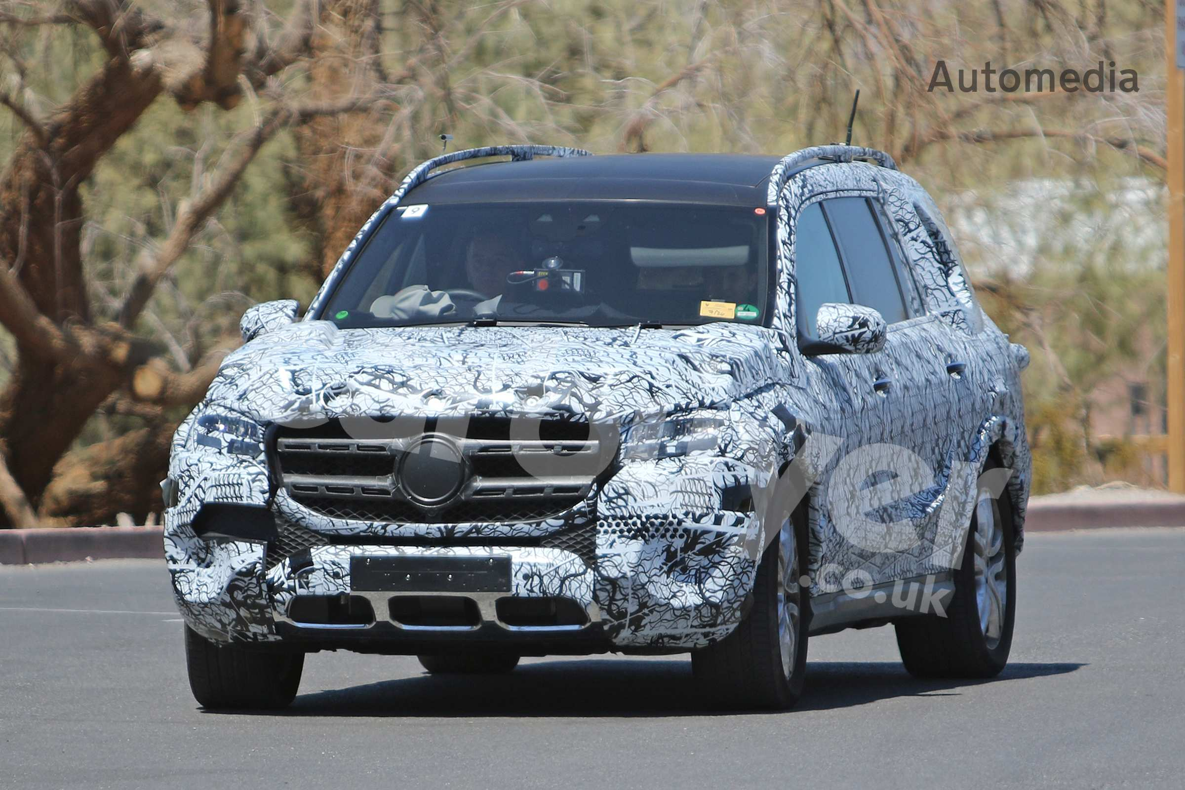 27 The Best 2019 Mercedes GLS Redesign And Review