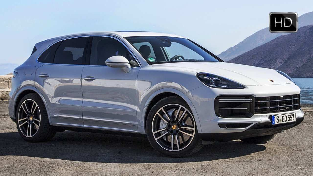 27 The Best 2019 Porsche Cayenne Model Price