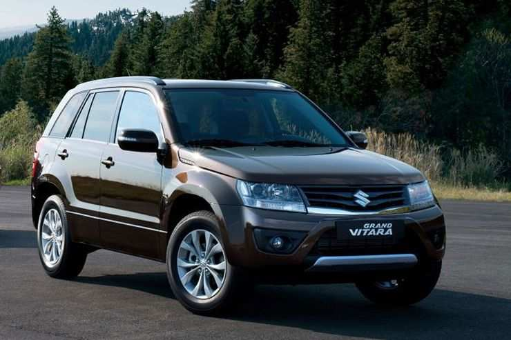 27 The Best 2019 Suzuki Grand Vitara Rumors