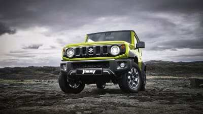 27 The Best 2019 Suzuki Jimny Model Price And Review