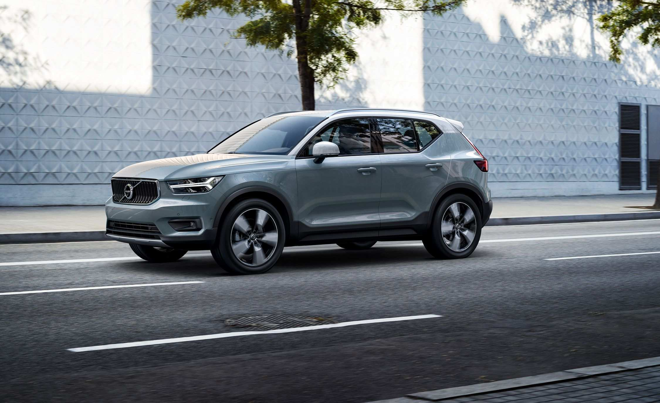 27 The Best 2019 Volvo Xc40 Interior Spesification