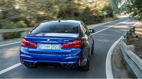 27 The Best 2020 BMW M5 Xdrive Awd Performance