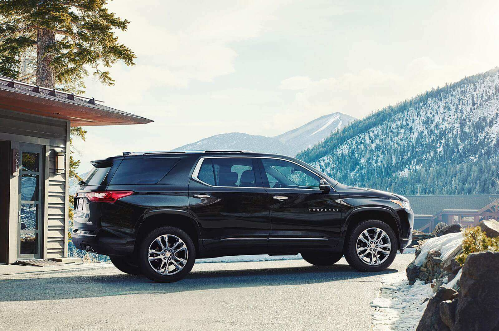 27 The Best 2020 Chevy Traverse History