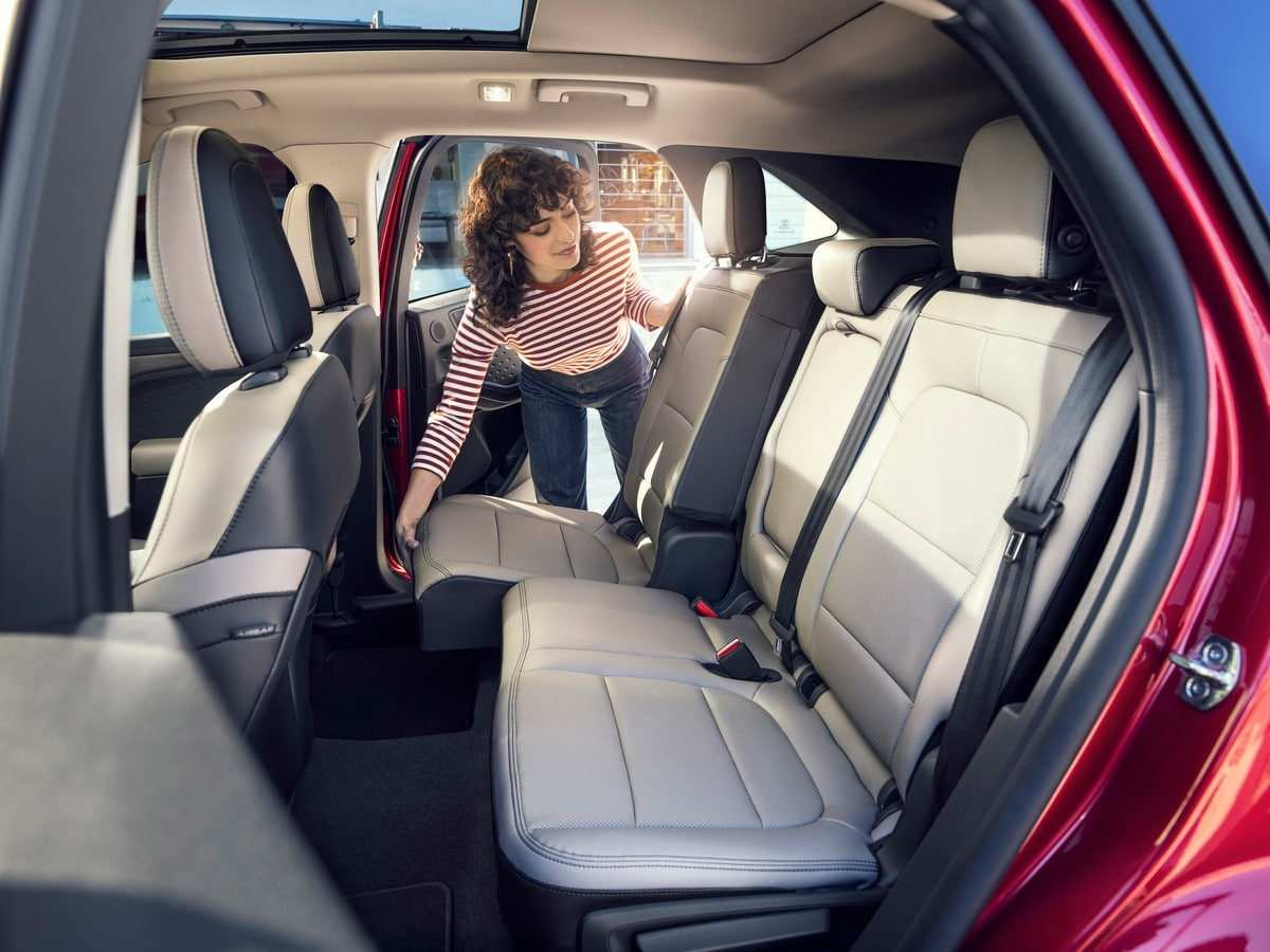 27 The Best 2020 Ford Escape Interior Price And Review