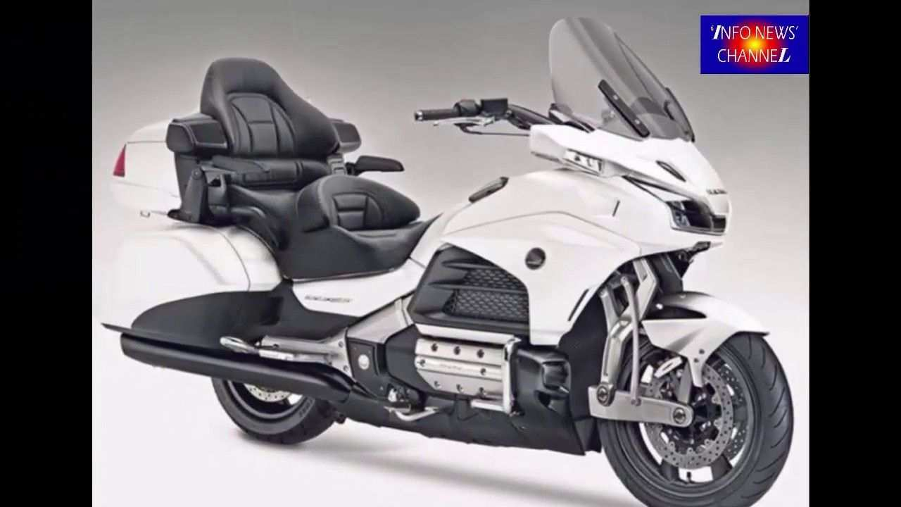 27 The Best 2020 Honda Gold Wing Spesification
