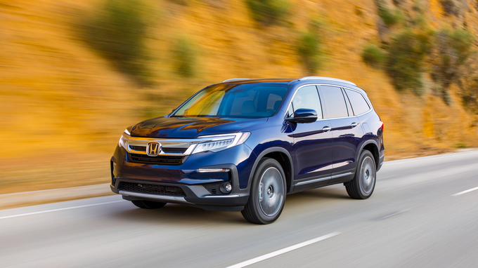 27 The Best 2020 Honda Pilot Release Date Pricing