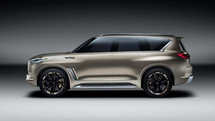 27 The Best 2020 Infiniti Qx80 Changes Redesign and Concept