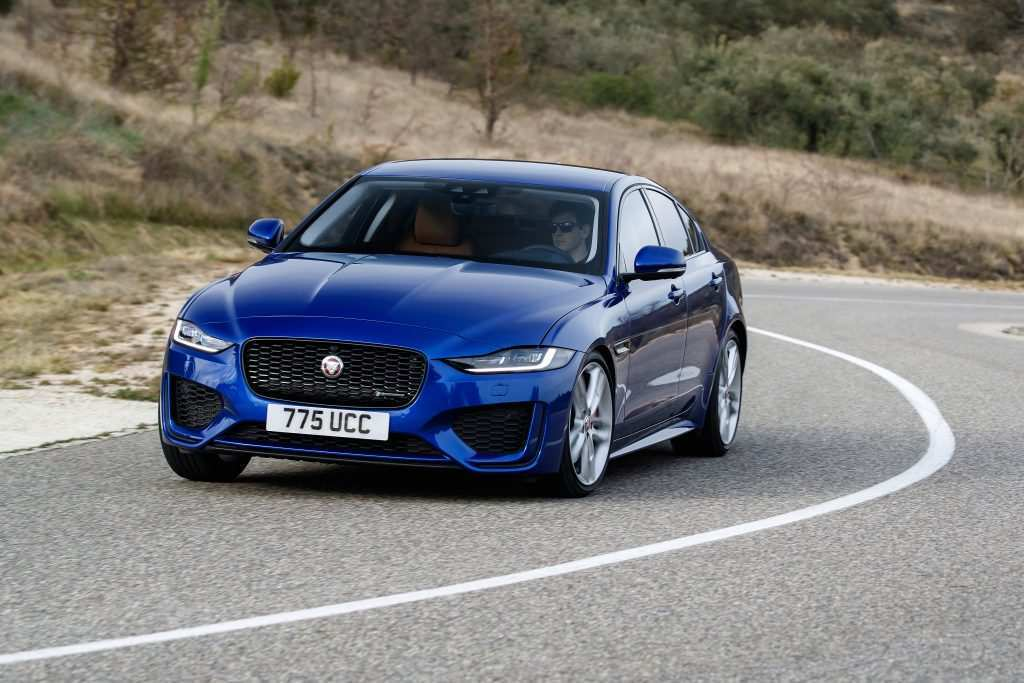 27 The Best 2020 Jaguar Xe Sedan Spesification