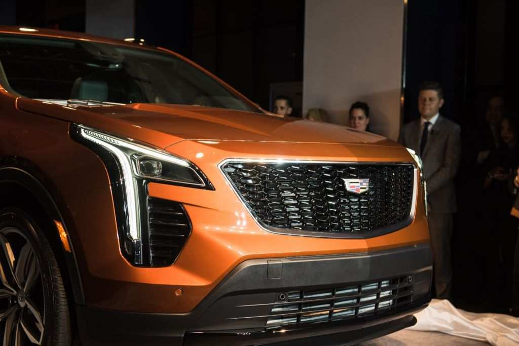 27 The Best 2020 Spy Shots Cadillac Xt5 Redesign And Concept