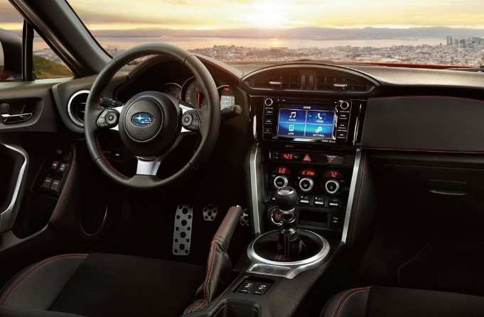 27 The Best 2020 Subaru BRZ Interior