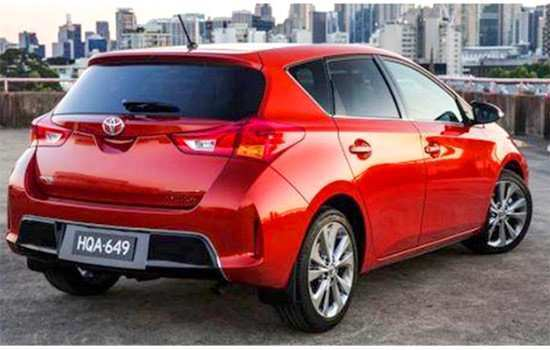 27 The Best 2020 Toyota Matrix Performance And New Engine
