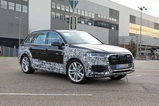 27 The Best Audi Q7 2020 Facelift Model