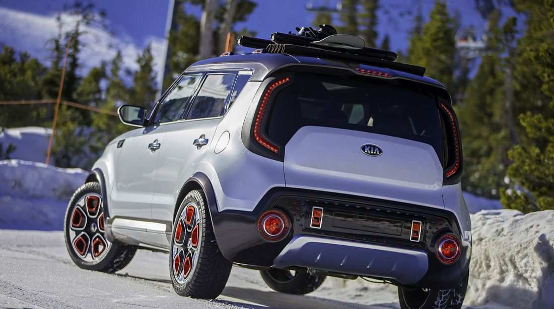 27 The Best Kia Trailster 2019 Redesign And Review