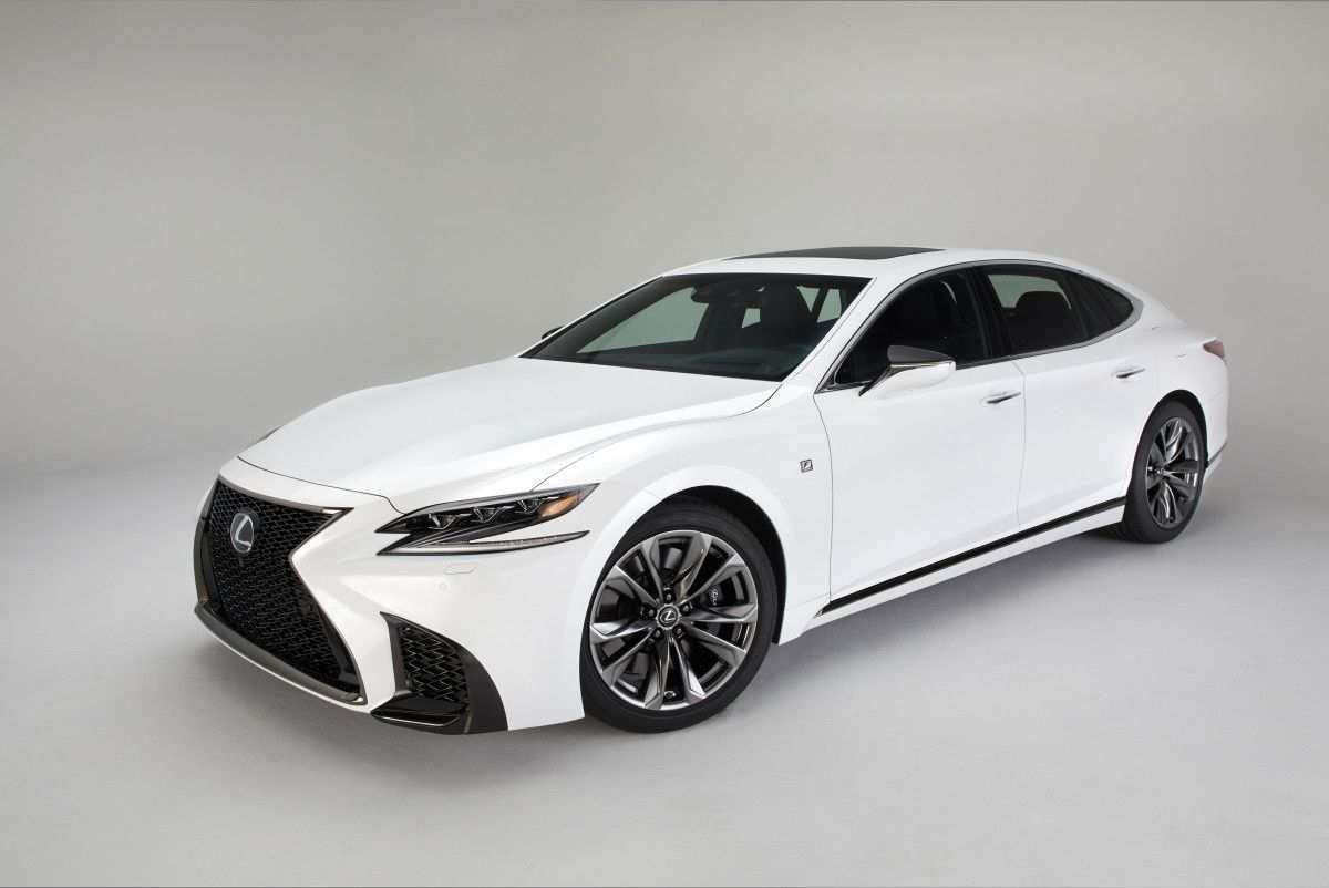 27 The Best Lexus 2019 Lineup Release Date And Concept
