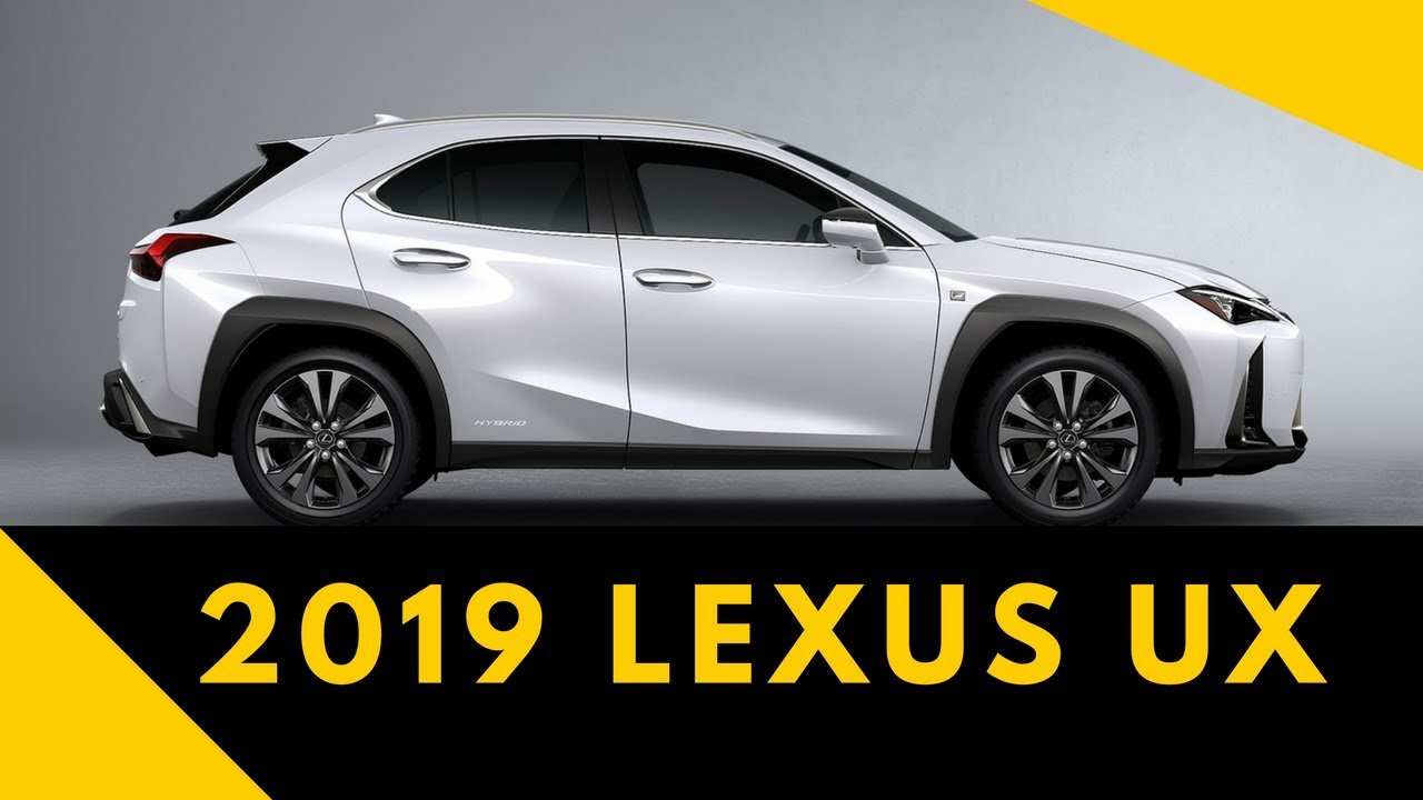 27 The Best Lexus Ux 2019 Price Release