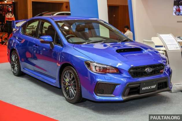 27 The Best Subaru Impreza Sti 2019 Price